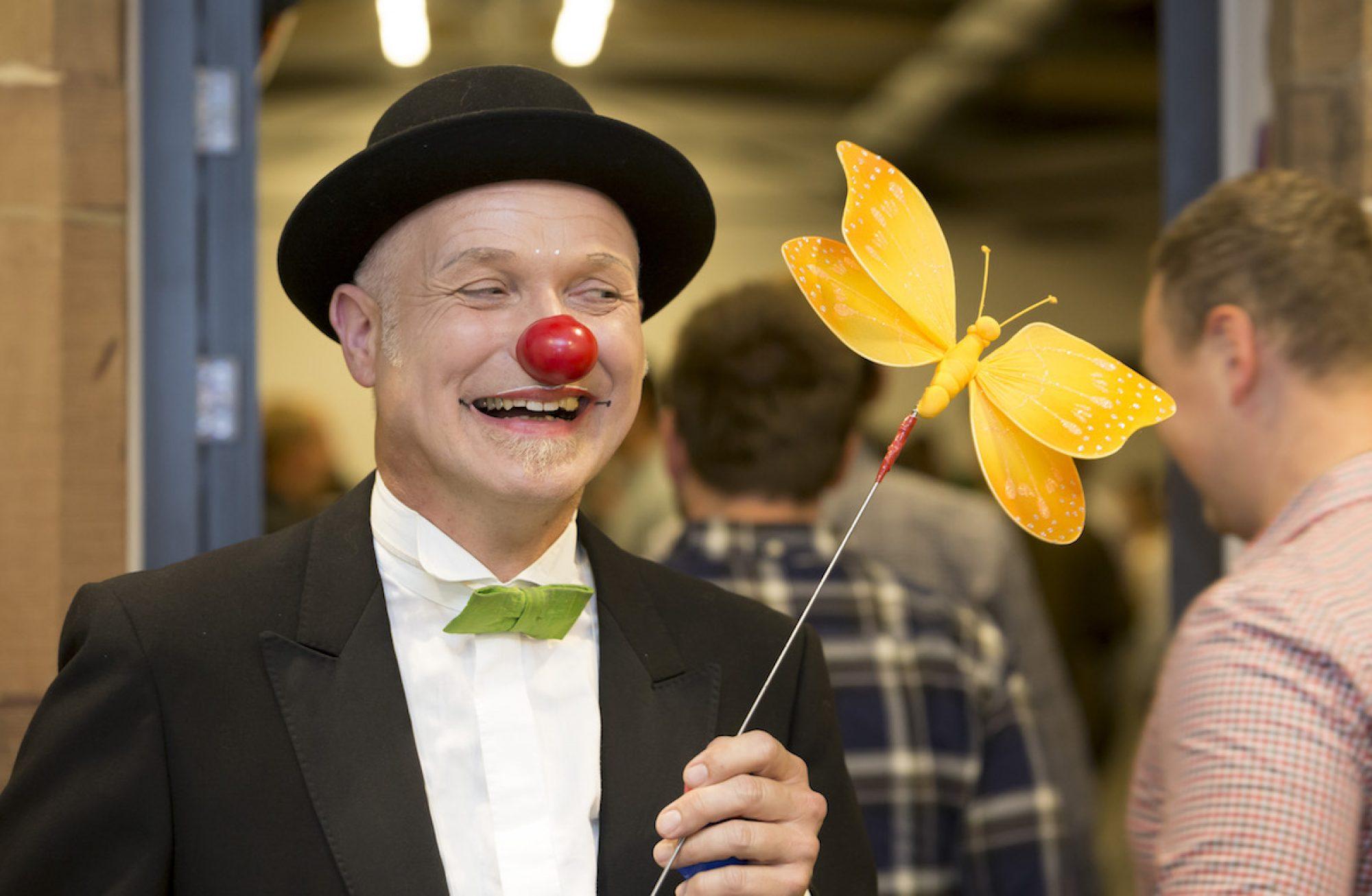 Clown Theo Schunke